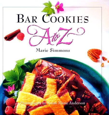 Bar Cookies A to Z (A to Z Cookbooks)