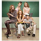 United States of Tara Toni Collette as Tara Gregson with her alters Alice, T, Buck and Shoshanna 8 x 10 Inch Photo