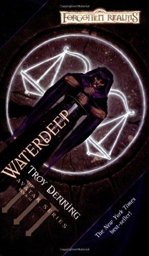 book cover of Waterdeep