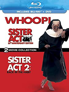 Sister Act: 20th Anniversary Edition - Two-Movie Collection (Three-Disc Blu-ray/DVD Combo) from Walt Disney Studios Home Entertainment