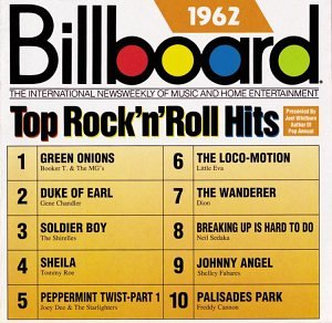 Billboard Top Rock'n'Roll Hits: 1962 by Rhino