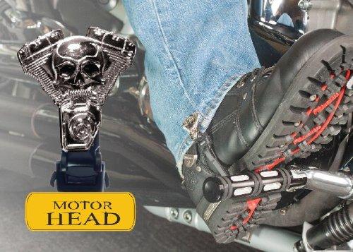 "Biker Boot Straps Straps Boot Motorhd 6"""