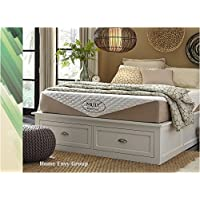 MLily Harmony 10 Gel Memory Foam Mattress Medium Luxury Plush Hypoallergenic (Full)