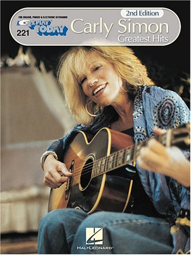 221 CARLY SIMON GREATEST HITS 2ND EDITION