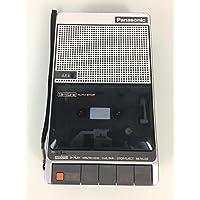 Panasonic Portable Cassette Tape Recorder RQ2736