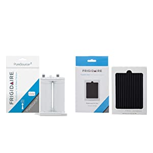 Frigidaire FRIGCOMBO2 WF2CB Water Filter & PAULTRA Air Filter Combo Pack