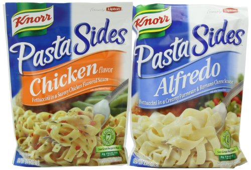Knorr Pasta Side Dishes, 34.5 Ounce