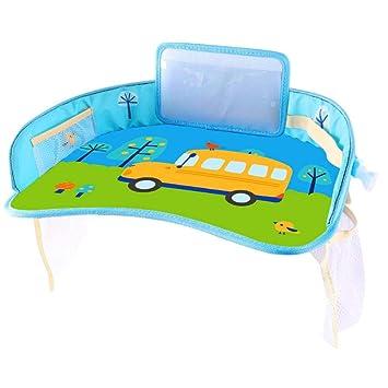 Chifans Comida Multiusos para Pintar, Lienzo de Seguridad, Usado en el automóvil y en casa, Silla para niños, (42 x 32 x 8 cm): Amazon.es: Hogar