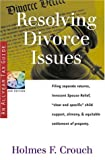 Resolving Divorce Issues