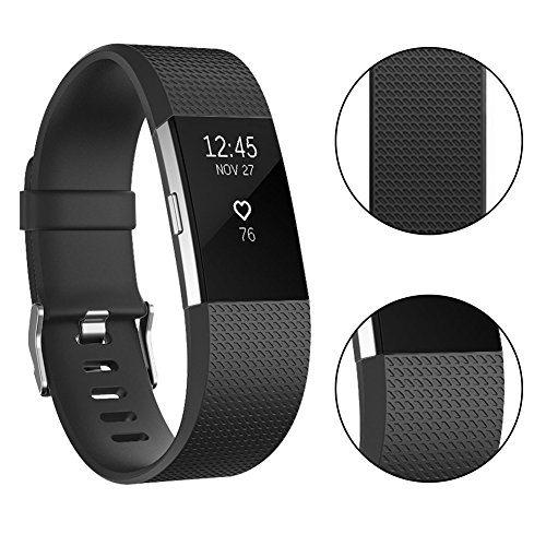 how to change strap on my fitbit charge 2
