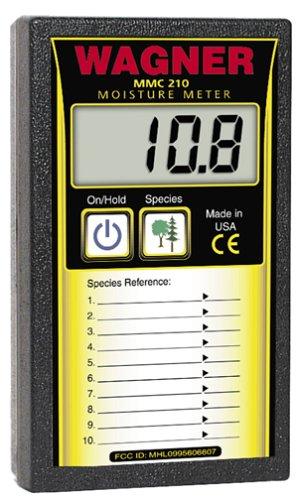 Wagner Meters MMC210 Proline 5% to 30% Pinless Digital Wood Moisture Meter