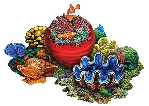 Coral Reef B Porcelain Swimming Pool Mosaic (21