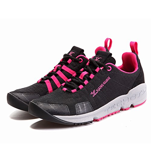 Guannew Collo sport fashion functional Style Basso Donna Xiang Black outdoor A gndfawgqx