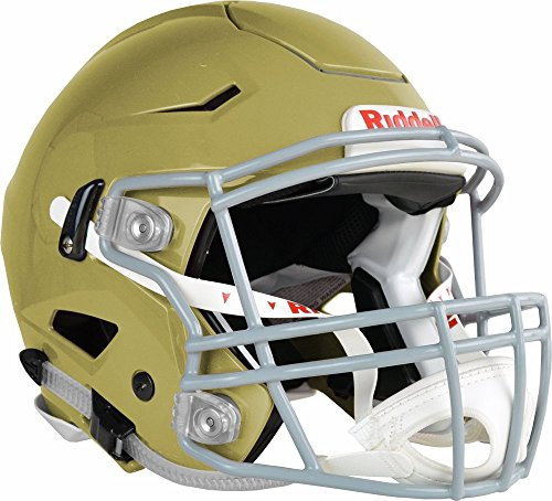 Riddell SpeedFlex Adult Football Helmet with Facemask ()