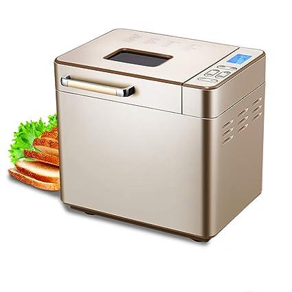 LJ-MBJ Casa Maquina de Pan, Completamente automático Multifunción Temporizador de retardo Electrodomésticos de