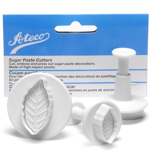 Ateco Sugar Paste Narrow Cutters