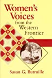 img - for Women's Voices from the Western Frontier book / textbook / text book