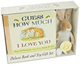img - for Guess How Much I Love You: Deluxe Book and Toy Gift Set book / textbook / text book