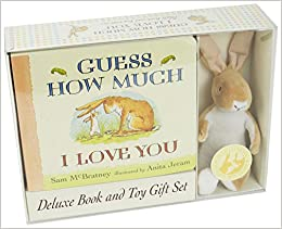Guess how much i love you deluxe book and toy gift set sam guess how much i love you deluxe book and toy gift set negle Image collections