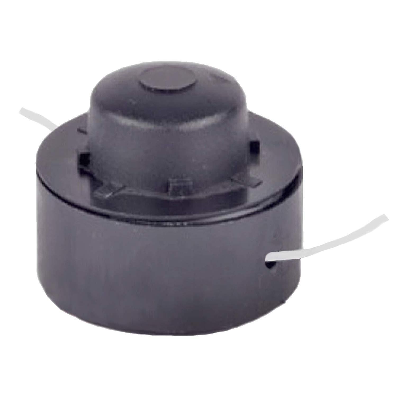 1.3mm, Pack of 2 Spares2go 2m Dual Line /& Spool for Hyundai HYTR250E Strimmer Trimmer