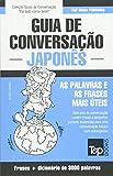 capa de Guia de Conversacao Portugues-Japones E Vocabulario Tematico 3000 Palavras