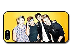 AMAF ? Accessories 6 plus Seconds Of Summer Yellow Background Boyband case for iPhone 6 plus