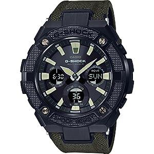 Casio Reloj Analógico para Hombre de Cuarzo con Correa en Plástico GST-W130BC-1A3ER 6