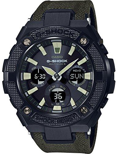 Casio Reloj Analógico para Hombre de Cuarzo con Correa en Plástico GST-W130BC-1A3ER 1