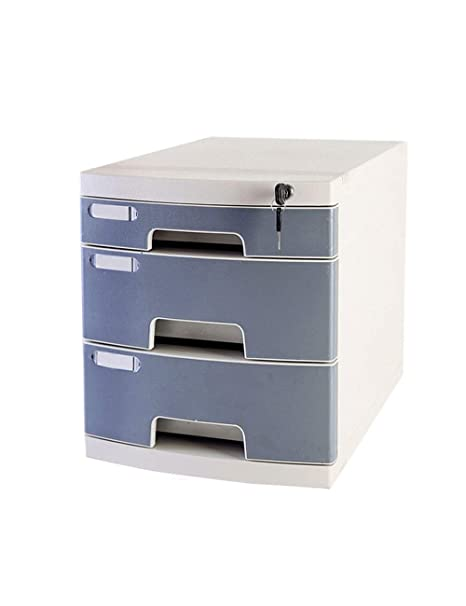 Amazon.com: File Cabinets Home Office Furniture 3-Layer ...