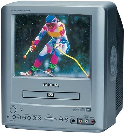 Amazon.com: Toshiba MD9DM1 9-Inch AC/DC TV-DVD Combo: Electronics