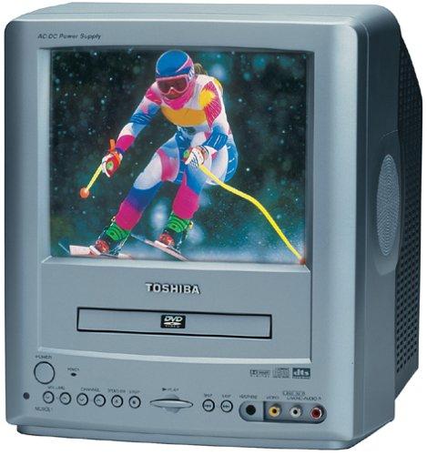 Toshiba Tv Tuner (Toshiba MD9DM1 9-Inch AC/DC TV-DVD Combo)
