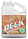 deck stain colors Restore-A-Deck Solid Color Stain for Decks & Exterior Wood (1 Gallon, Desert Taupe)