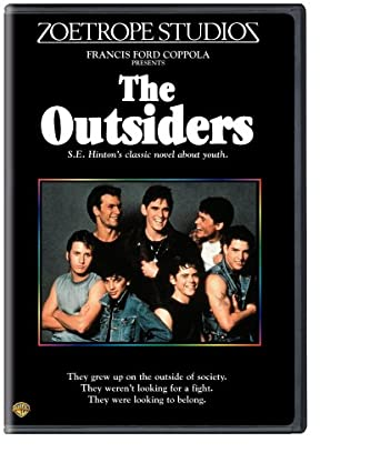 what is the difference between the outsiders book and movie