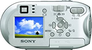 Sony Cybershot DSCP41 4MP Digital Camera