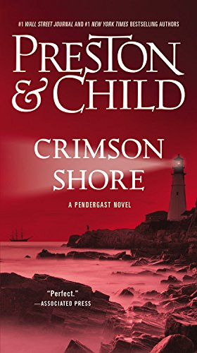Crimson Shore (Agent Pendergast series) PDF