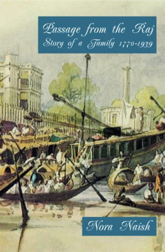 Download Passage from the Raj: Story of a Family 1770-1939 pdf