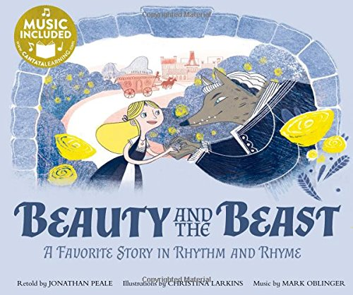 Download Beauty and the Beast: A Favorite Story in Rhythm and Rhyme (Fairy Tale Tunes) PDF