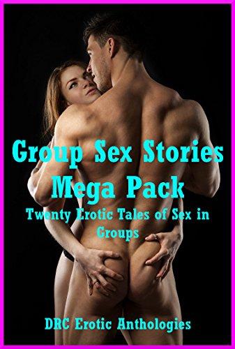 Group Sex Stories Mega Pack: Twenty Erotic Tales of Sex in Groups