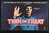Trek or Treat, Terry Flanagan, 0345256794