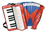 Bontempi 33 1730 Accordion with 17-Key and 8 Bass Buttons