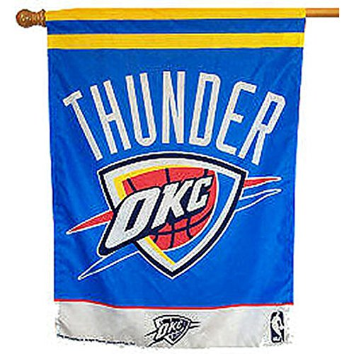 Wincraft, Inc. Oklahoma City Thunder Vertical Flag