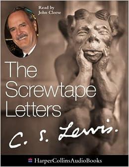 The Screwtape Letters Amazon C S Lewis John Cleese