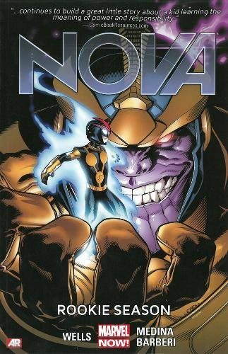 nova marvel comics - 9