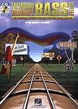Fretboard Roadmaps Bass - Cd/pkg, Fred Sokolow, Tim Emmons, 0634079018