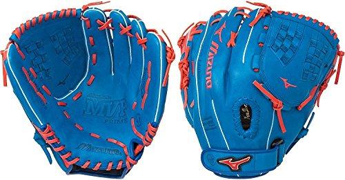 Mvp Fastpitch Softball Glove (Mizuno MVP Prime SE 12.5 Inch GMVP1250PSEF5 Fastpitch Softball Glove - Royal/Red)
