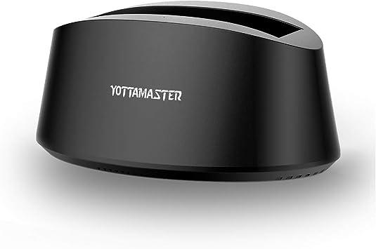 [ 10TB y UASP ] Yottamaster Base de Conexión Docking Station ...