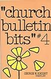Church Bulletin Bits, , 0801052939