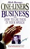 Mitch Murray's One Liners for Business, Mitch Murray, 0572024959