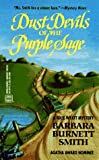 img - for Dust Devils Of The Purple Sage by Barbara Burnett Smith (1997-03-01) book / textbook / text book