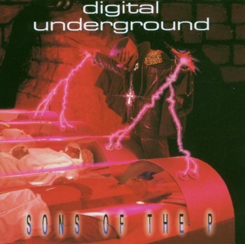 Price comparison product image Sons of the P by Digital Underground (1991) Audio CD